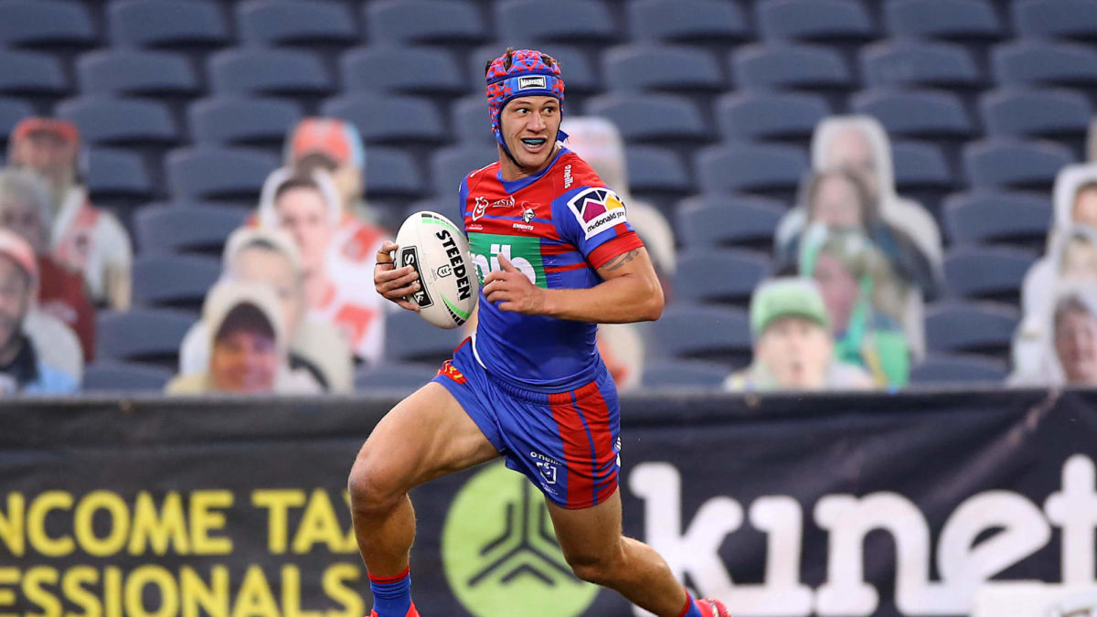 Kalyn Ponga free to chase Rugby World Cup dream in NRL deal