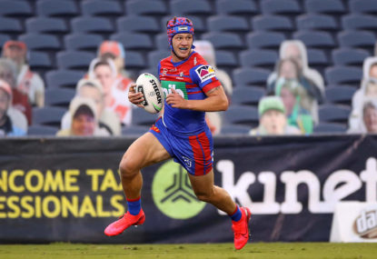 Ponga proves toughness in Knights win