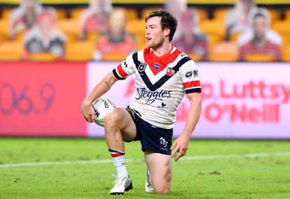 New Zealand Warriors vs Sydney Roosters: NRL live scores