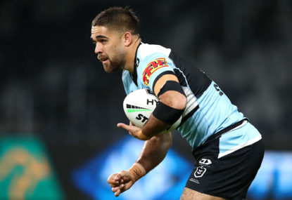 Hot Sharks beat Cowboys in thriller