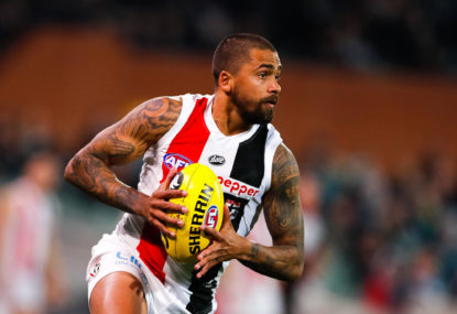 Forget Port Adelaide and the Brisbane Lions, St Kilda is this year's premiership dark horse