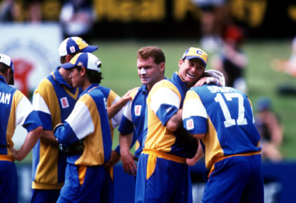 Is it time to revive the Canberra Comets?