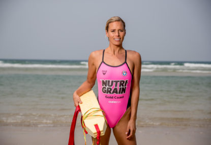 Surf Life Saving Australia celebrates 40 years of women