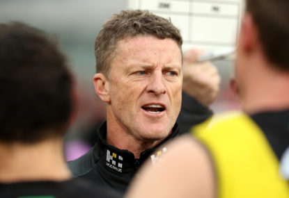 Hardwick slams defensive tactics
