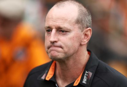 Maguire fuming as Wests Tigers stunned