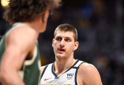 Basketball is positionless: how the Denver Nuggets use Nikola Jokic at point guard