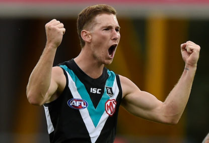 Port grind out win over Giants