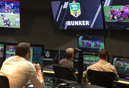 NRL mull bunker changes for 2021