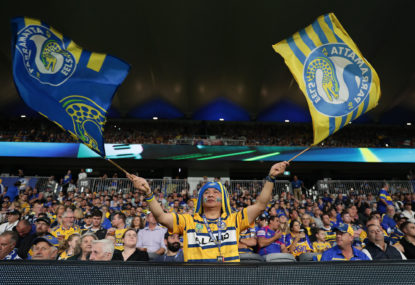 The forgotten players: Parramatta Eels