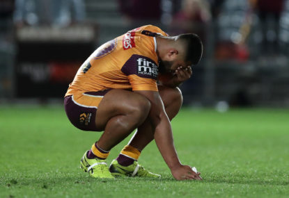 No team deserves the wooden spoon more than the Brisbane Broncos