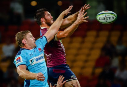 NSW Waratahs vs Queensland Reds: Super Rugby AU live scores, blog