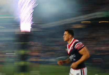 'Climb Mount Everest': SBW backs Roosters to make history