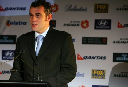 Is the A-League's broadcast deal now a hostage situation?
