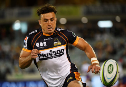 Penalty delivers Brumbies last-gasp win