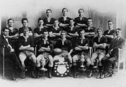 A history of Brisbane Rugby League: 1913 to 1921