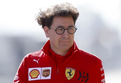 Fighting in Ferrari: Binotto vs Arrivabene