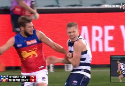 A Selwood flop, or is Grant Birchall in strife for a gut punch?