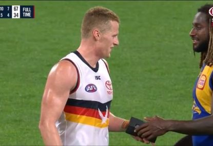 Nic Nat worried about setting precedent after gifting Reilly O'Brien a brand new phone