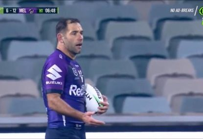 'Gone past gamesmanship': Should Cameron Smith have been penalised for time-wasting?