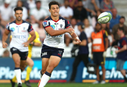 Western Force vs Melbourne Rebels: Super Rugby AU live scores