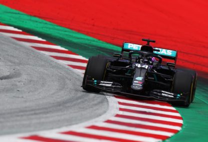 Turkish delight for Lewis Hamilton, champion of the world