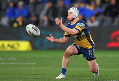 Eels suffer big setback ahead of Western Sydney derby
