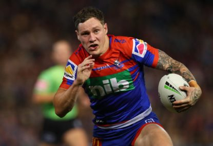 Newcastle Knights finally return to finals footy