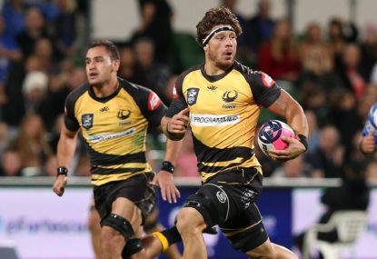 Super Rugby: Let the Force be with us