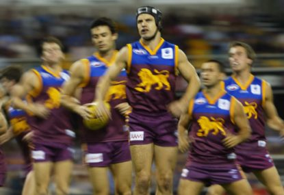 Revisiting the Brisbane Lions' improbable 2001 premiership ahead of another Dons showdown