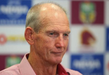 Wayne Bennett says Souths are still on the up for 2021