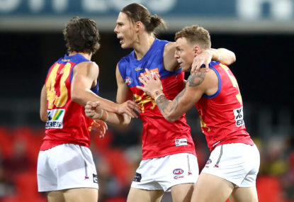 COVID throws AFL clash into chaos