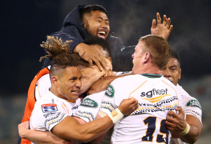 The Wrap: Super Rugby AU comes of age in Canberra thriller