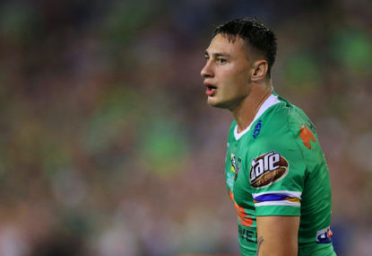 Canberra wait on Hodgson, Nicoll-Klokstad after Penrith defeat