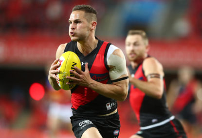 Essendon Bombers vs Melbourne Demons: AFL live scores