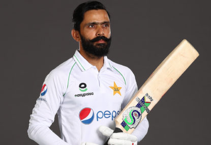 Fawad Alam's reward for hard work and patience