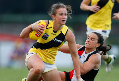 The contenders and the pretenders in the 2021 AFLW season