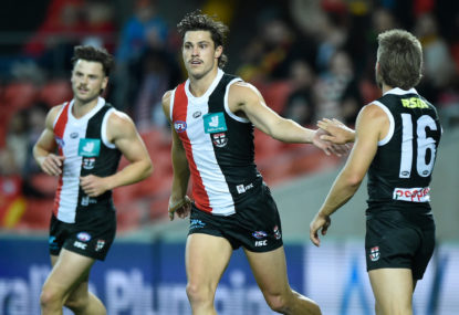 St Kilda Saints vs Essendon Bombers: AFL live scores