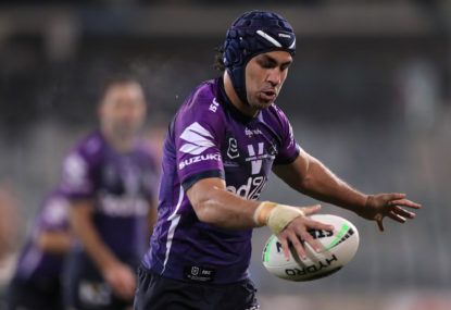 No Munster, no Smith, no worries: The Storm are premiership favourites once again