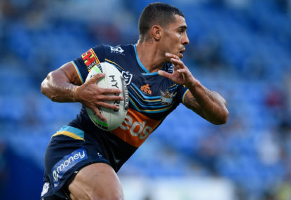 North Queensland Cowboys vs Gold Coast Titans: NRL live scores