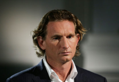 Revisiting the 2000 Norm Smith Medal: James Hird