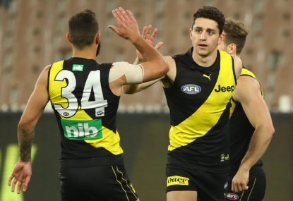 Richmond versus the field: Can anyone topple the Tigers in finals?