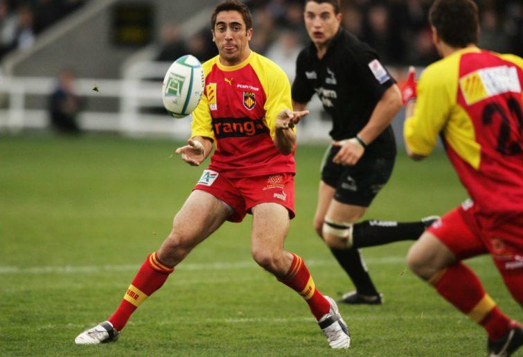 Manny Edmonds of Perpignan