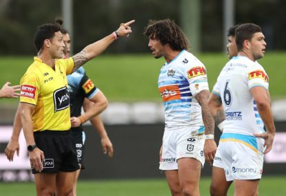Shark bite set to reap ratings harvest for NRL