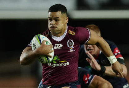 Reds vs Rebels: Super Rugby AU live scores, blog