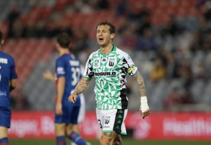 Sparkling Diamanti reminds us the A-League can still shine