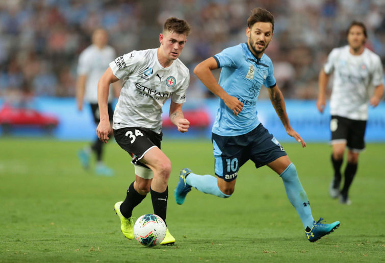 Connor Metcalfe and Milos Ninkovic