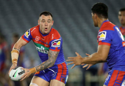Newcastle Knights vs Manly Sea Eagles: NRL live scores, blog