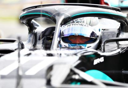 Bottas to depart Mercedes and join new F1 team in 2022