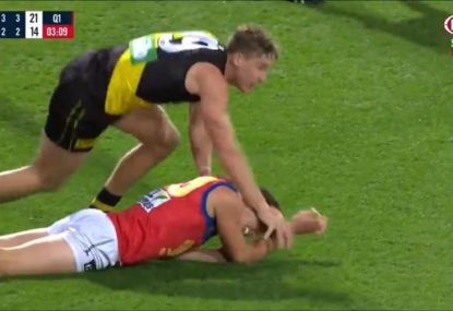Tom Lynch slammed for cheap shot on Lion