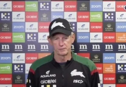Wayne Bennett confused by COVID rules after dining in Sydney